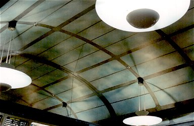 Trompe ceiling