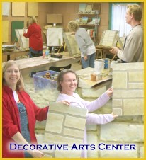 Faux Painting School Classes
