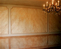 Faux Finish Marble